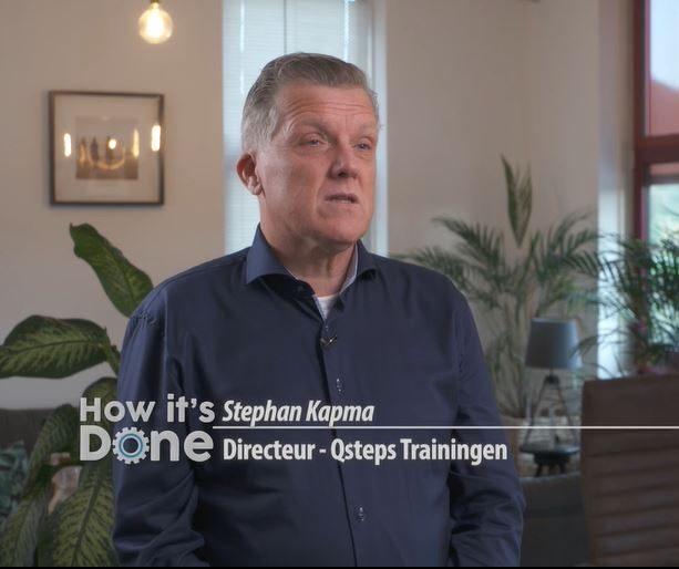 Q-Steps in aflevering van RTL-Z